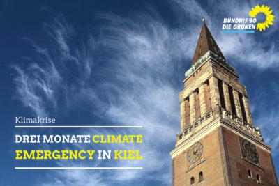Klimanotstand Kiel