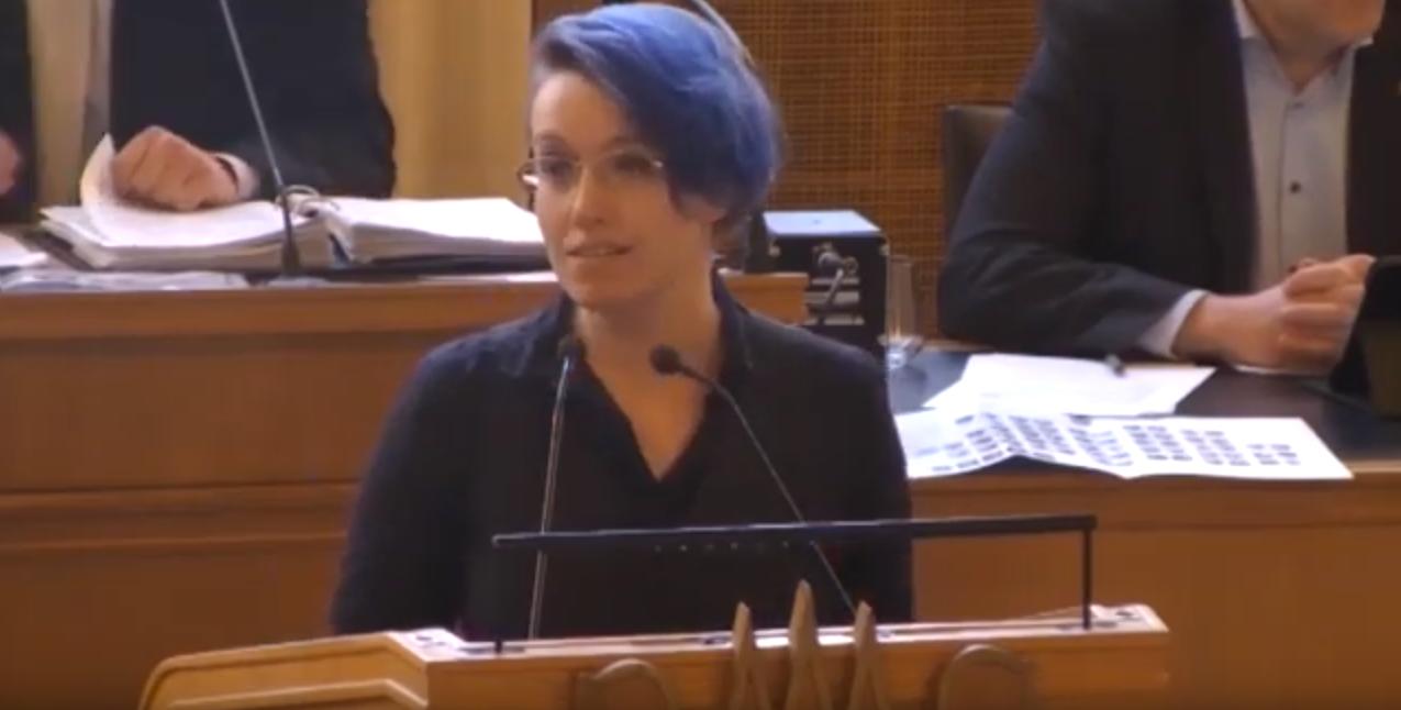 Klimanotstand Kiel – Rede in der Ratsversammlung