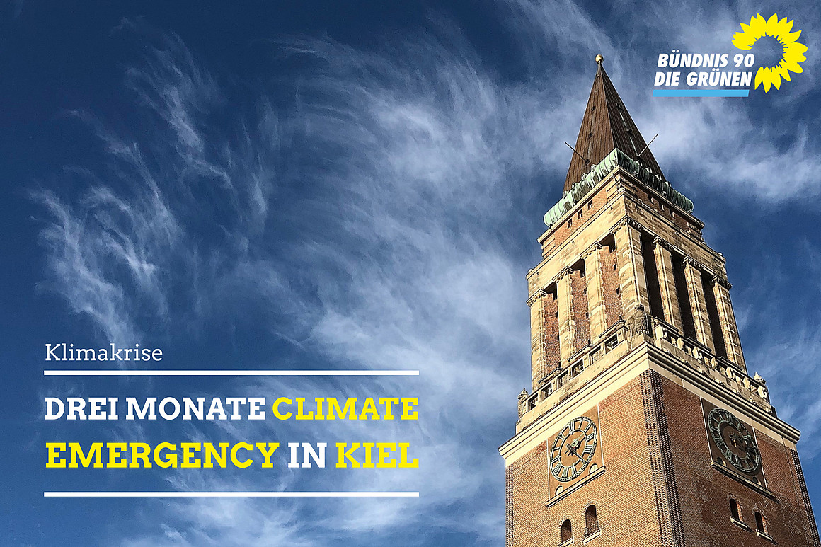 Drei Monate Climate Emergency in Kiel: Ein erstes Resümee