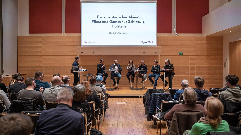 Digitalisierung heißt auch Multimedia: Film aus Schleswig-Holstein
