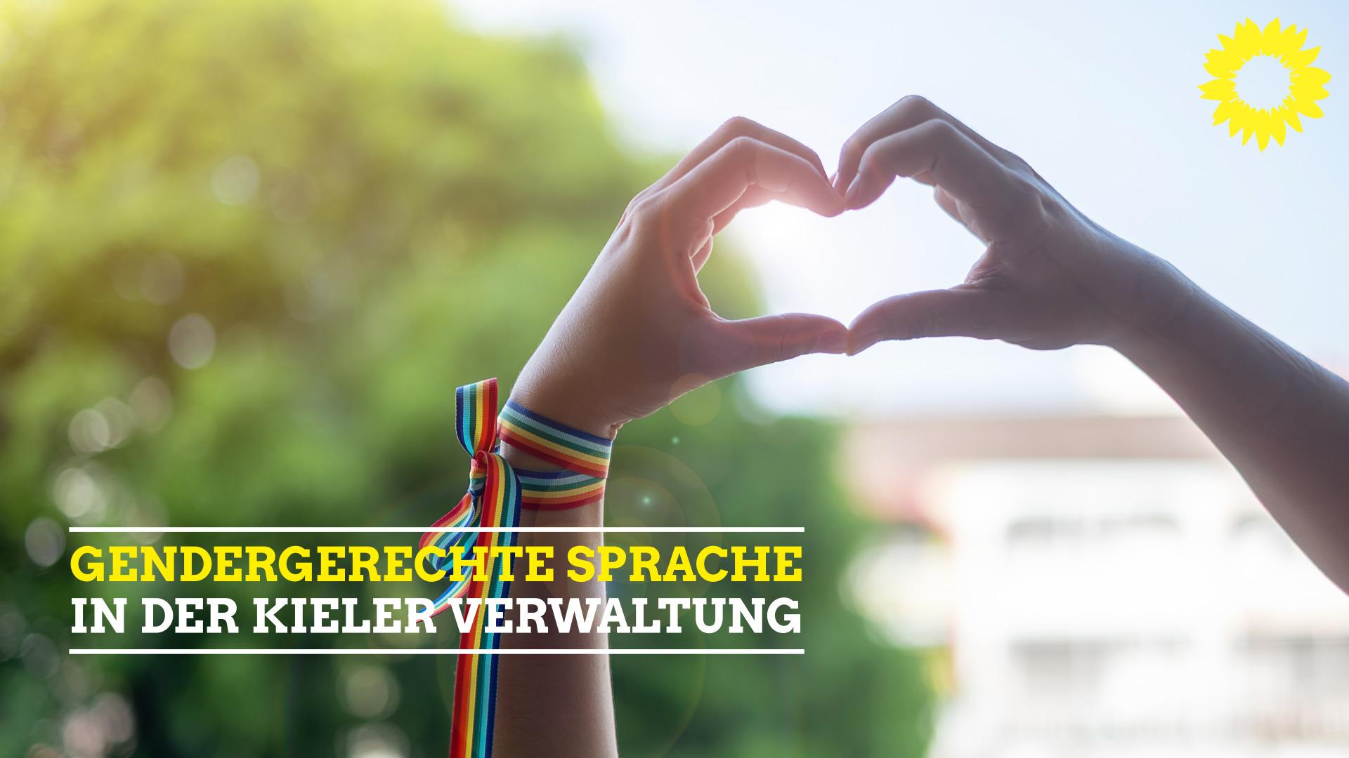 Kiel führt gendergerechte Sprache ein