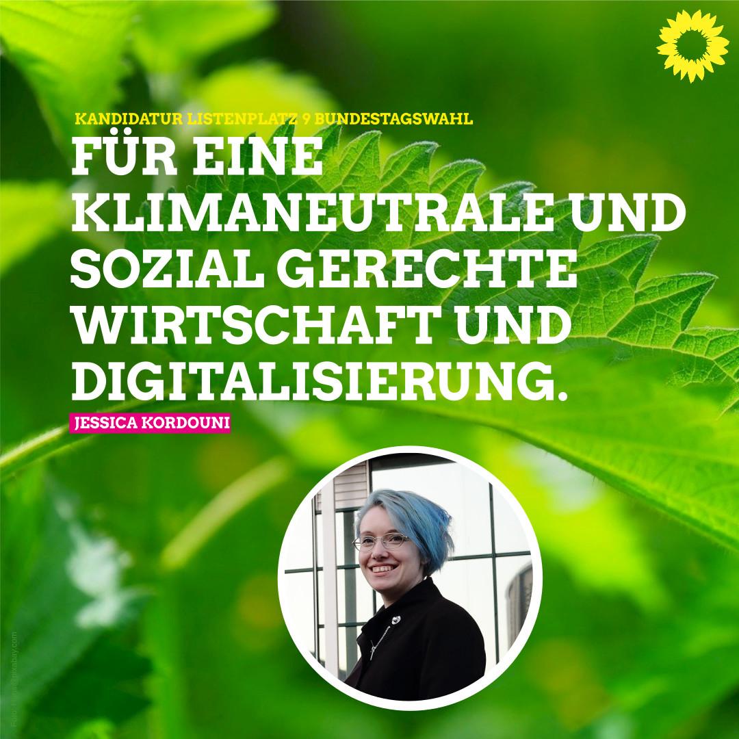 Bewerbung Listenplatz 11 zur Bundestagswahl